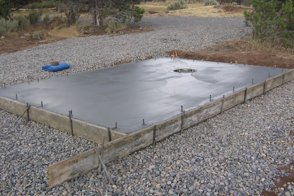 Panama City Concrete Contractor - Concrete Slab Installation